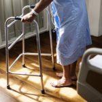 Больной рассеянным склерозом