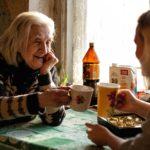 Общение с пожилыми