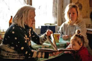 Общение как терапия для стариков